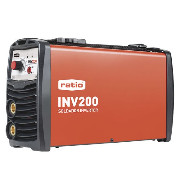 SOLDADOR ARCO INVERTER INV-200 RATIO